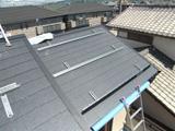 天理市 W様邸 太陽光発電設置工事2