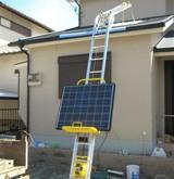 天理市 W様邸 太陽光発電設置工事3
